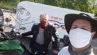stagiaire pendant stage moto anti pilote de ligne droite